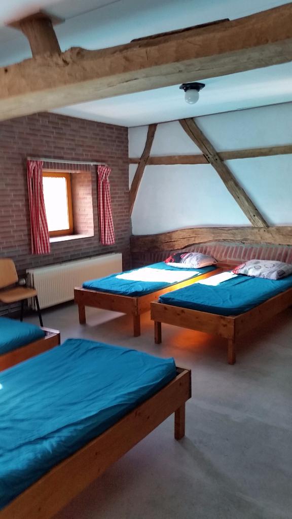 Groepsverblijf Vakantie Boerderij Bruisterbosch, Graanschuur
